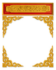 Chinese style picture frame