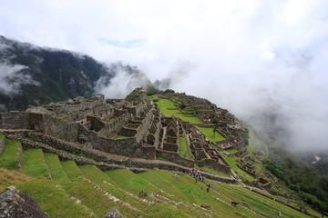 machu picchu sito archeologico inca perù