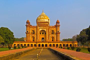 Keuken foto achterwand India Delhi. Mausoleum Safdarjung