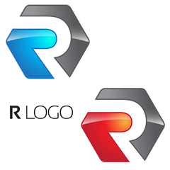 R Logo 10