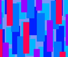 Blue Stripes Flat Backdrop