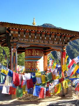Paro Taktsang Tigers Nest Bhutan