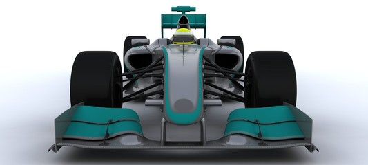 Acrylic Prints F1 F1 Racing Car