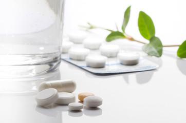 処方箋の薬