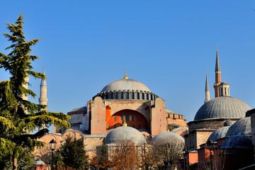 istanbul .- Hagia Sophia