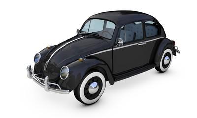 Käfer schwarz 1955