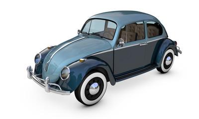 Käfer blau 1955