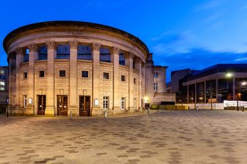 Wall Mural - Sheffield City Hall