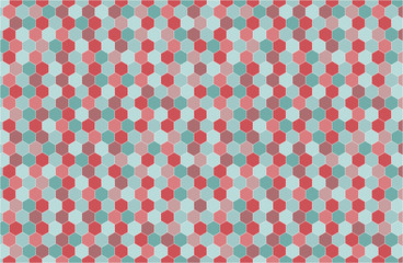 Geometric background in hipster style
