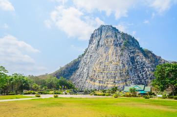 Buddha Mountain in pattaya Thailand