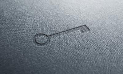 jeans text key