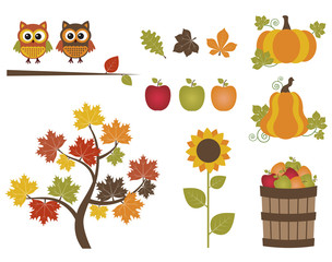 Fall set