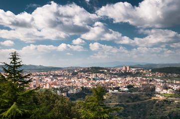 Sardinia, city of Nuoro