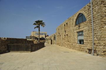 The Caesarea National Park, Israel