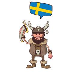 schwedischer Vikinger