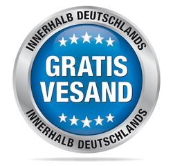 Gratis Versand - innerhalb Deutschlands