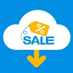 cloud download sale