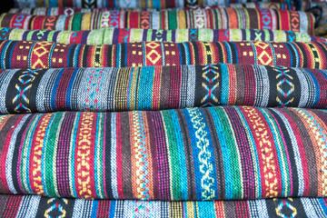 Hmong blankets textile