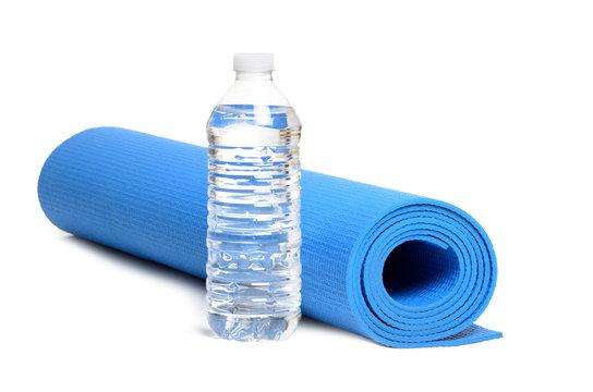 Yoga Mat Water