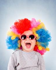 Positive small clown