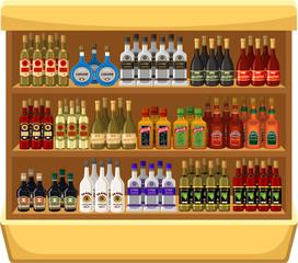 Shop alcoholic beverages