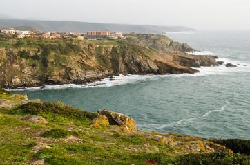 Sardegna, costa di Torre dei Corsari, Arbus