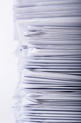 Stack of mails