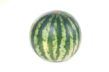 One striped watermelon