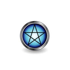Pentacle- Religious symbol of satanism
