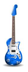 Summer Vector Guitar