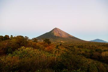 volcano in ometepe