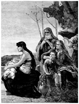 Traditional Semitic People