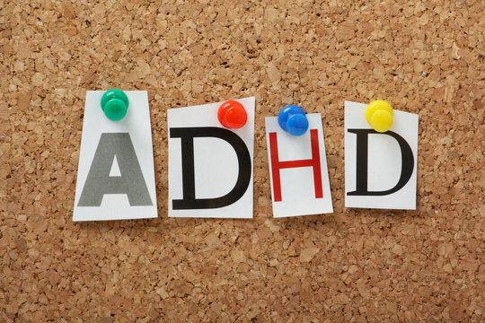 ADHD or Attention Deficit Hyperactivity Disorder