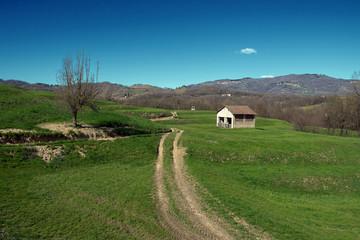 Brianza - Campagna di Montevecchia