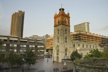 Saint Giles Crippegate church