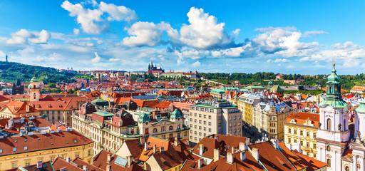 Wall Murals Prague Scenery of Prague, Czech Republic
