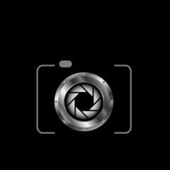 Digital Camera- photography logo