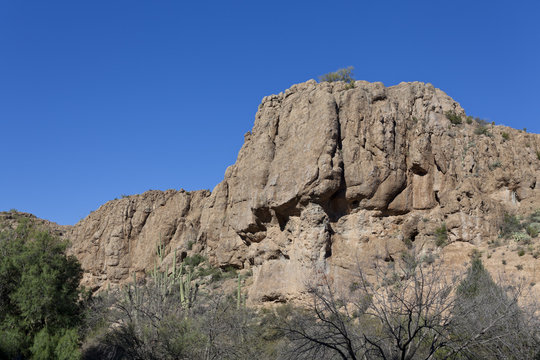 Magma Ridge near city of Surprise, AZ