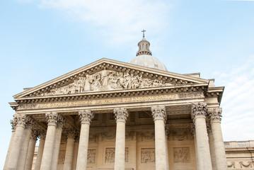 Printed kitchen splashbacks Le Panthéon National
