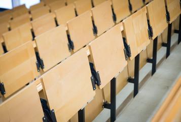 seminar room at a university