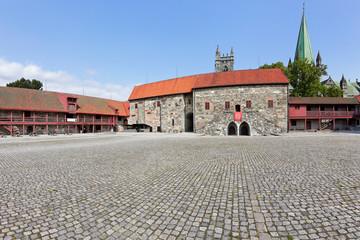 Erzbischöfliches Palais in Trondheim
