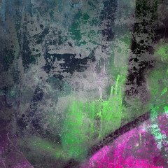 Wall Mural - grunge background