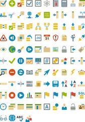 Symbole Datenbank