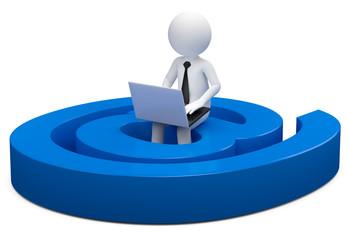email kommunikation