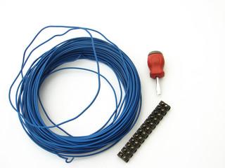 materiel electricien tournevis