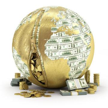 Monetary Earth