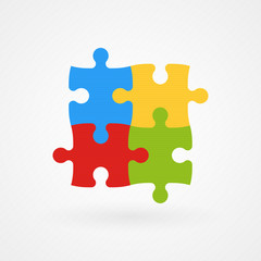 Puzzle: autism awareness