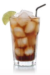 Kalte Cola Getränk isoliert