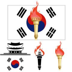 The Olympics in Korea