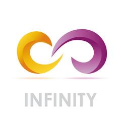 Vector Logo infinity